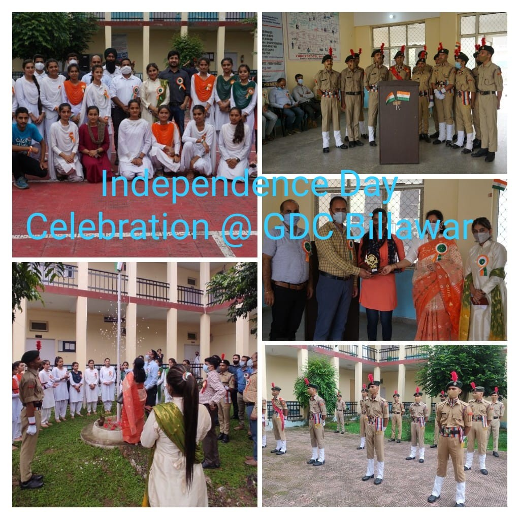 Independence Day celebrations 2021