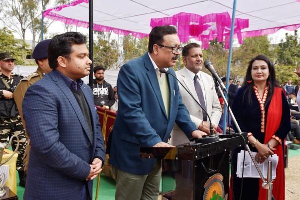 GDC Udhampur organizes First Ever Sports Festival 2020