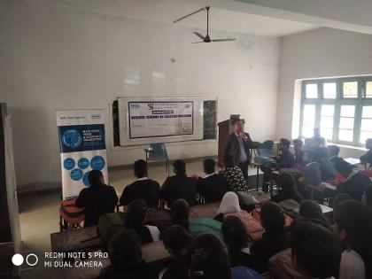 SEBI, BSE Seminar at Udhampur College