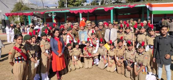 Udhampur Girls win Police Rolling Trophy